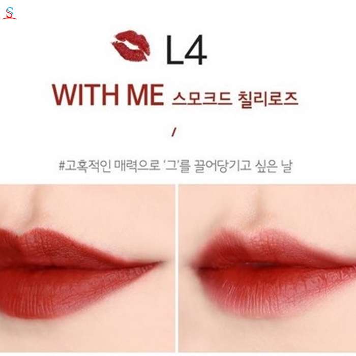 Son thỏi merzy another me the first lipstick 6