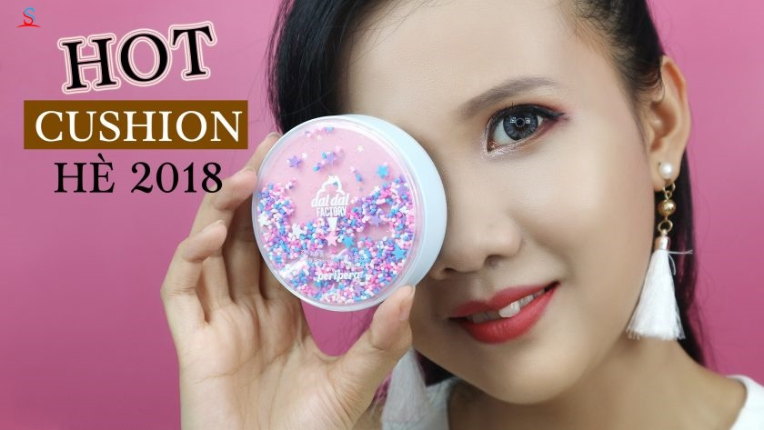 Phấn nước Peripera Airy ink Cushion Dal Dal Factory 4