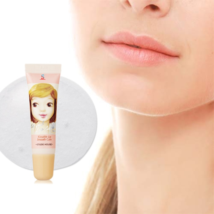 Tẩy da chết môi Etude House Kissful Lip Care Lip Scrub 4