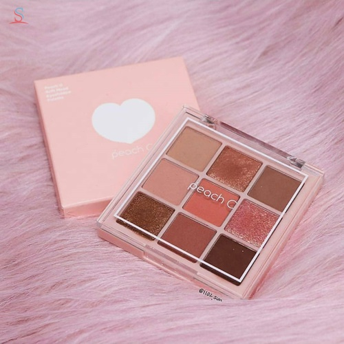 Bảng Phấn Mắt 9 Ô 3CE Mood Recipe Multi Eye Color Palette 1