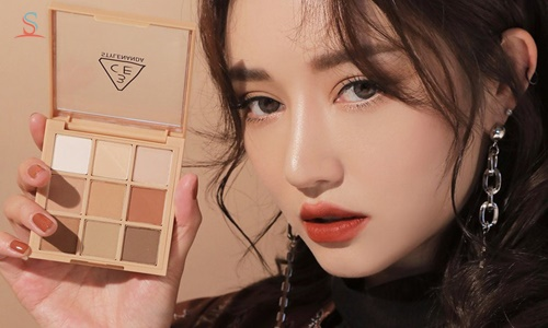 Bảng Phấn Mắt 9 Ô 3CE Mood Recipe Multi Eye Color Palette 4