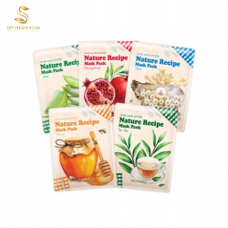 Mặt nạ dưỡng da Secret Key Nature Recipe Mask Pack