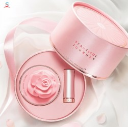 Set phấn nước + son Mini Ohui Ultimate Cover Cushion Moisture Beatyful Journey