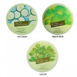 Kem massage Herb day Massage Cream The Face Shop