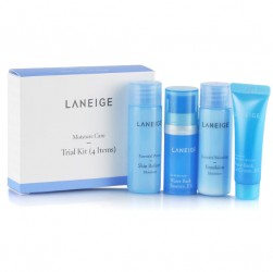 Set dưỡng ẩm Laneige Moisture Trial Kit 4 Items