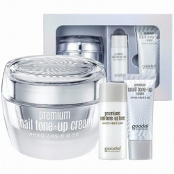 Set Ốc Sên Goodal Premium Snail Tone Up Cream Special Set