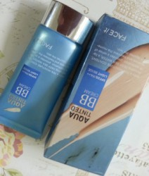 Kem nền BB Cream Aqua tinted The Face Shop