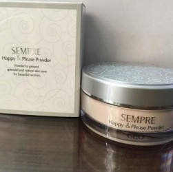 Phấn phủ bột Geo Sempre – Happy & Please Powder