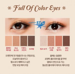 Phấn Mắt Full Of Color Eyes A'pieu