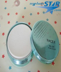 kem Lót Kiềm Dầu Face It Oil Cut Pore Balm - The Face Shop