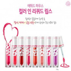 Son color in Liquid Lips - Etude House